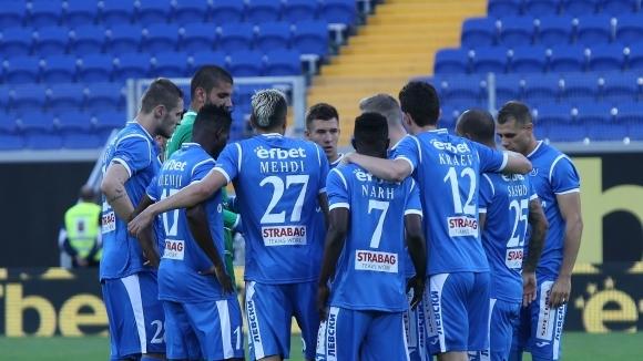 Отборът на Левски, който стартира днес подготовка за сезон 2017/2018