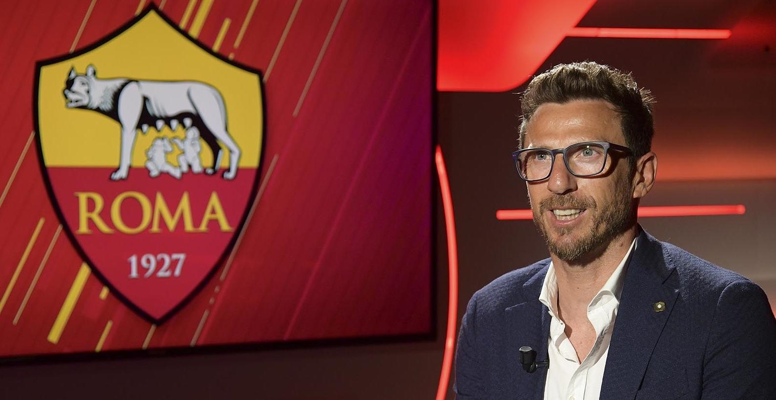 Италианският клуб Рома официално обяви името на новия си старши