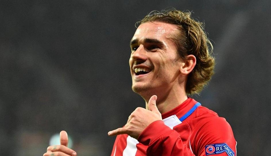 Френската звезда на Атлетико Мадрид Антоан Гризман май наистина не