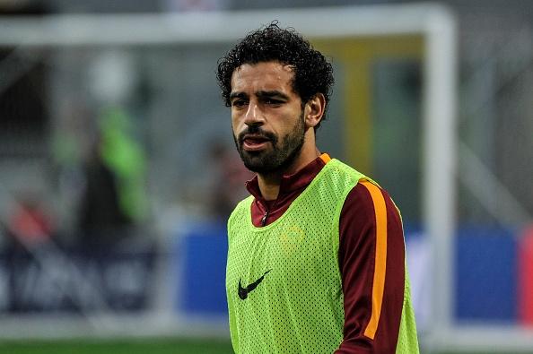 Нападателят на Рома Мохамед Салах е информирал клуба, че иска