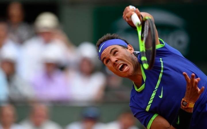 Новият шампион на Откритото първенство на Франция по тенис Рафаел