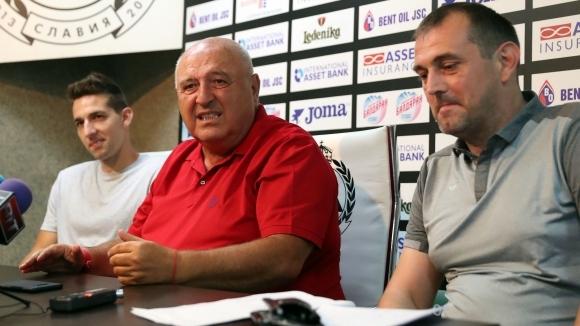 С група от 18 футболисти Славия стартира лятната си подготовка