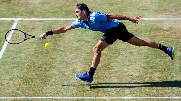 Роджър Федерер отпадна изненадващо още в първия си мач (втори