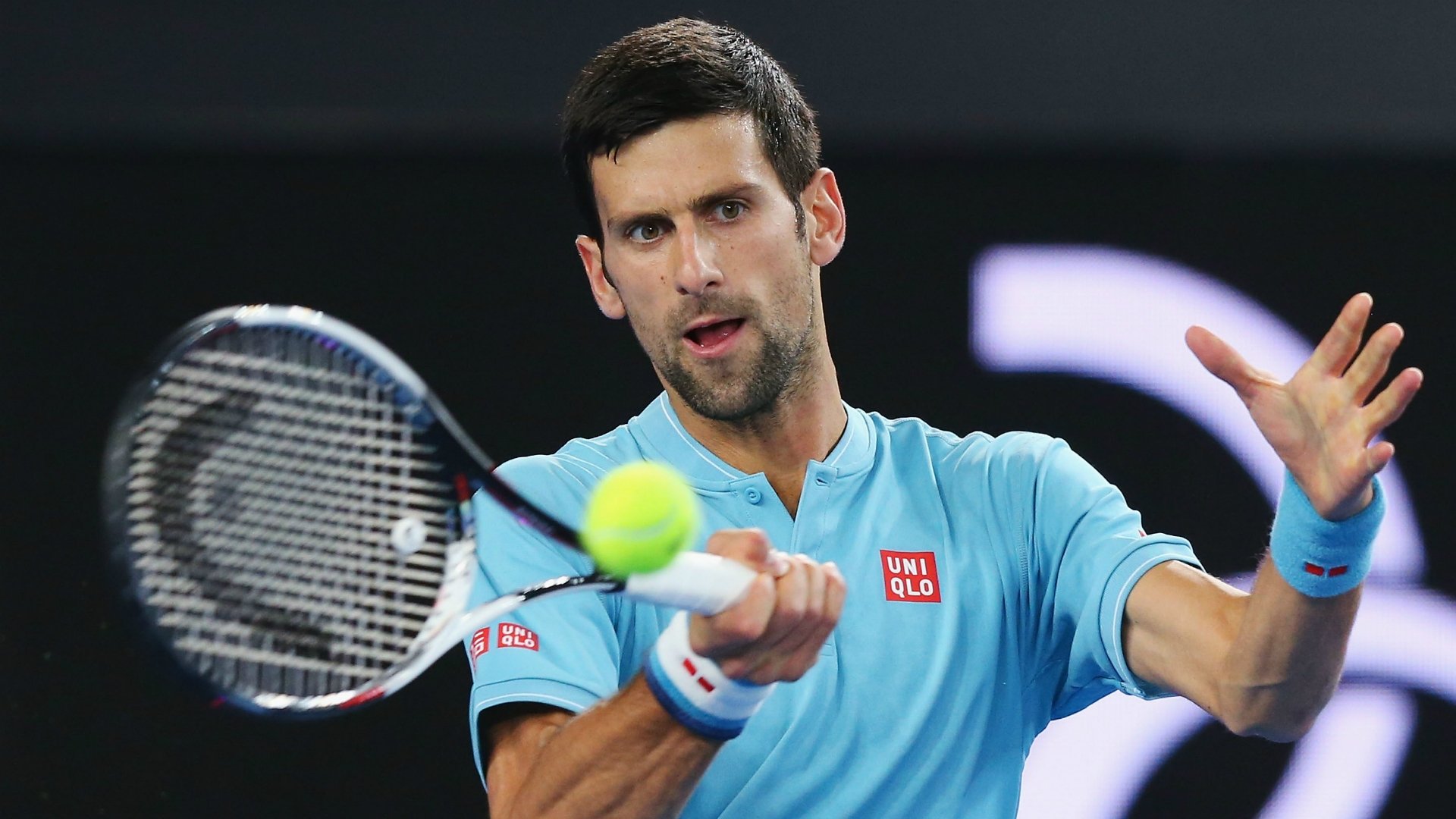 Новак Джокович е взел нетипичното решение да участва на тенис
