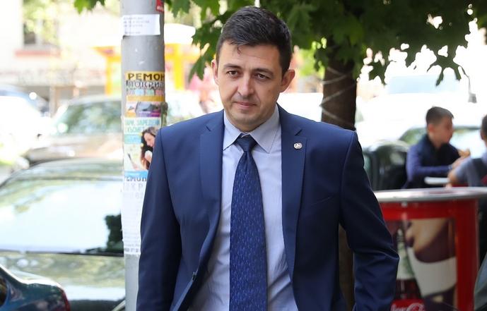 Изпълнителният директор на Левски Красимир Иванов разкри какъв ще е
