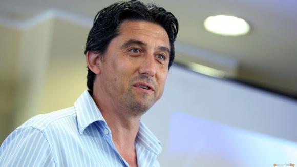 Спортният директор на Левски Даниел Боримиров обяви, че ръководството е
