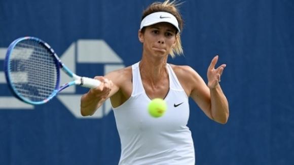 Цветана Пиронкова се изправя срещу Луцие Шафаржова в четвъртфинален сблъсък