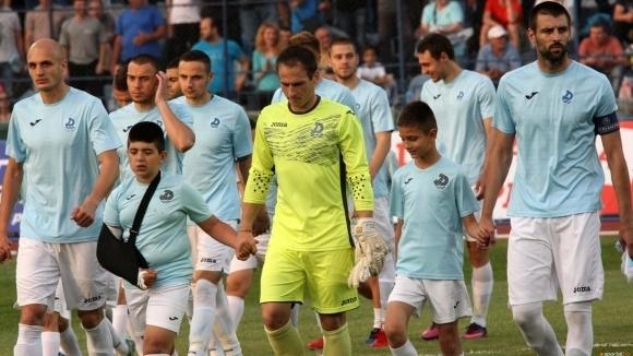 Голмайсторът на Втора професионална лига за сезон 2016/2017 Димитър Георгиев
