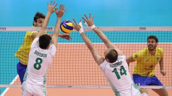 Българският национален отбор по волейбол заема 9-ото място в общото