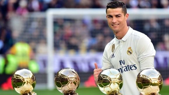 Суперзвездата на Реал Мадрид Кристиано Роналдо е взел решение да