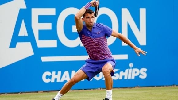 Григор Димитров ще започне срещу Райън Харисън на тенис турнира