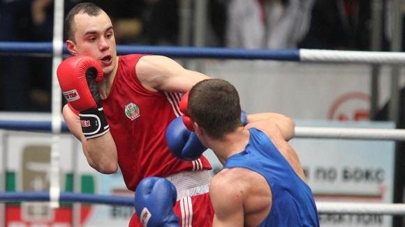 Българският национал Симеон Чамов спечели срещата си от първия кръг