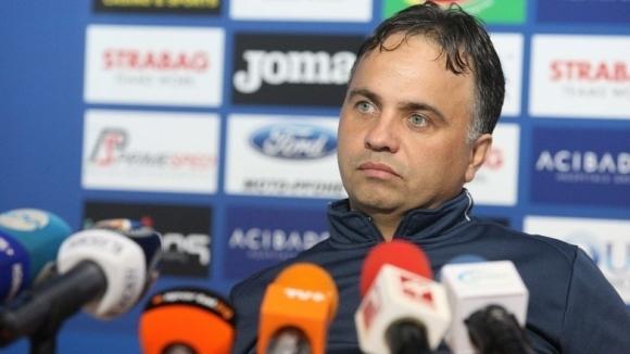 Исканият от спортно-техническото ръководство на Левски Даниел Пехливанов не се