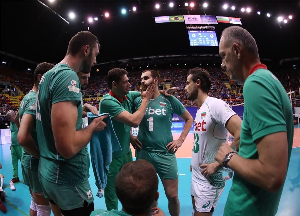 Селекционерът на България Пламен Константинов заяви след драматичната победа с