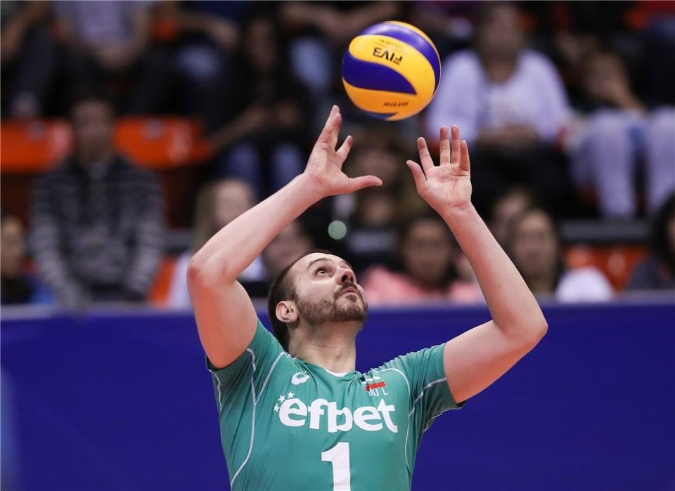 България заема седмо място в общото класиране на Световната лига