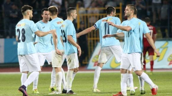 Ръководството на Дунав Русе започна картотекирането на играчи за участие