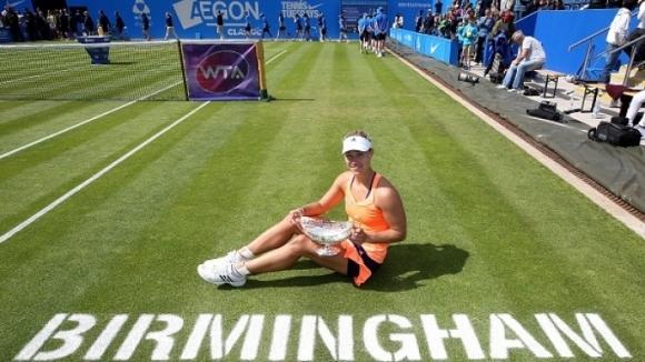 Тенис турнирът от силните серии Premier в Бирмингам бе определен