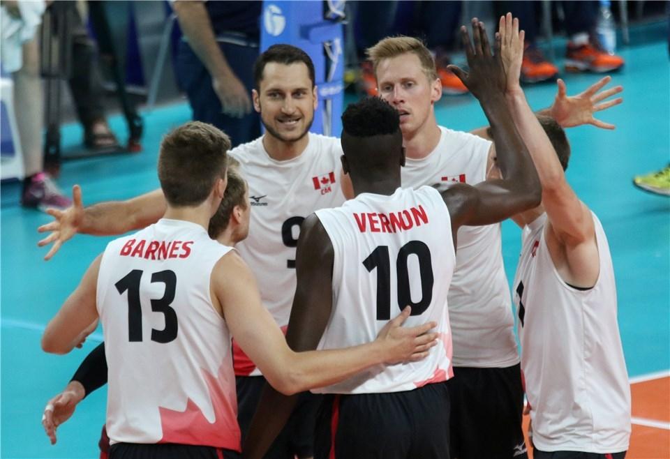 Волейболистите от националния отбор на Канада преживяват истински ренесанс под