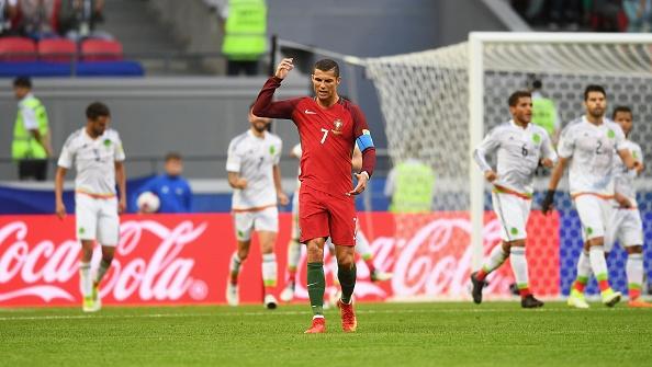 Европейският шампион Португалия започва участието си на Купата на Конфедерациите