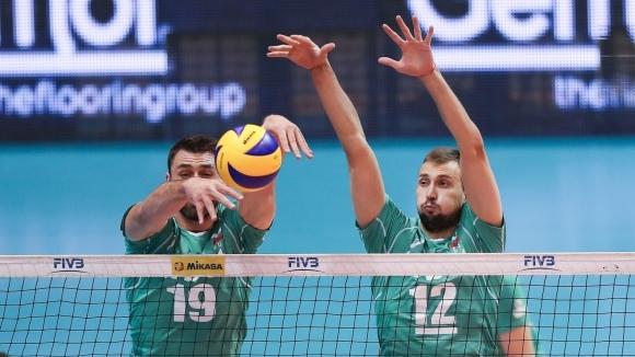 Волейболистите от националния отбор на България излизат тази нощ (в