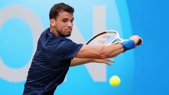 Григор Димитров ще започне в понеделник участието си на тенис