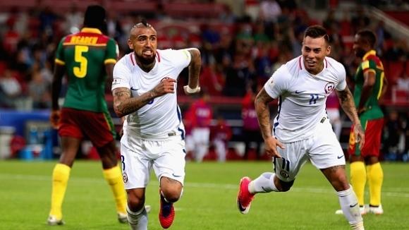 Камерун и Чили излизат един срещу друг в първи двубой
