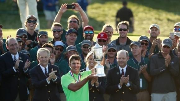 """За седми пореден път """"мейджър"""" титла по голф отива в"""