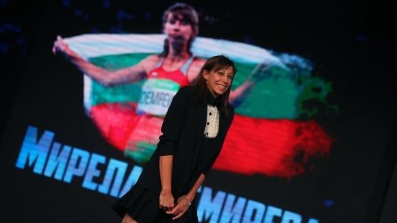 Миналото лято Мирела Демирева спечели сребърни медали на Европейското първенство