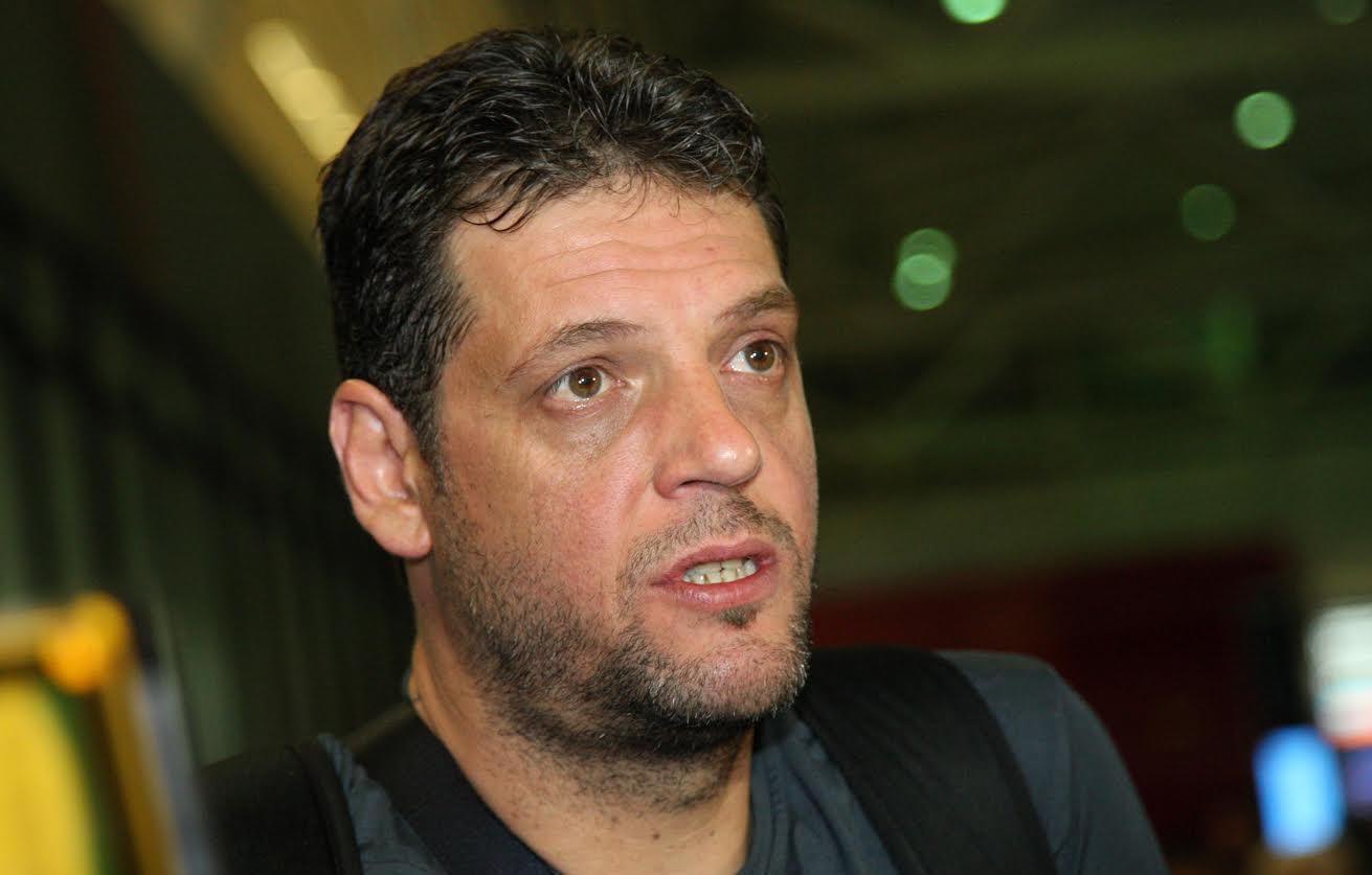 Селекционерът на мъжкия ни национален отбор по волейбол Пламен Константинов