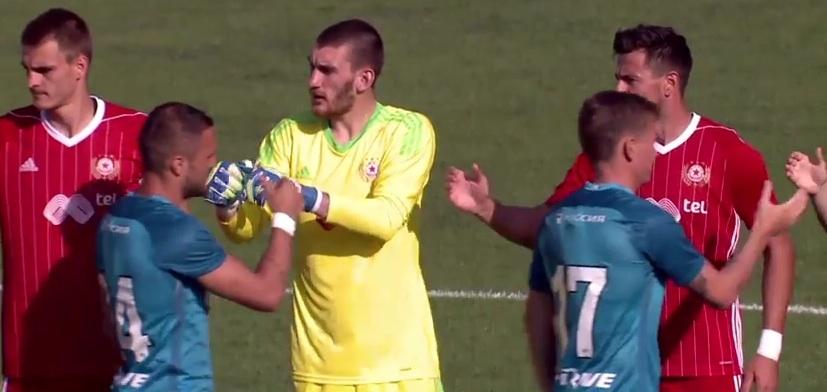 ЦСКА-София играе контрола със Зенит в Австрия. Руският тим има