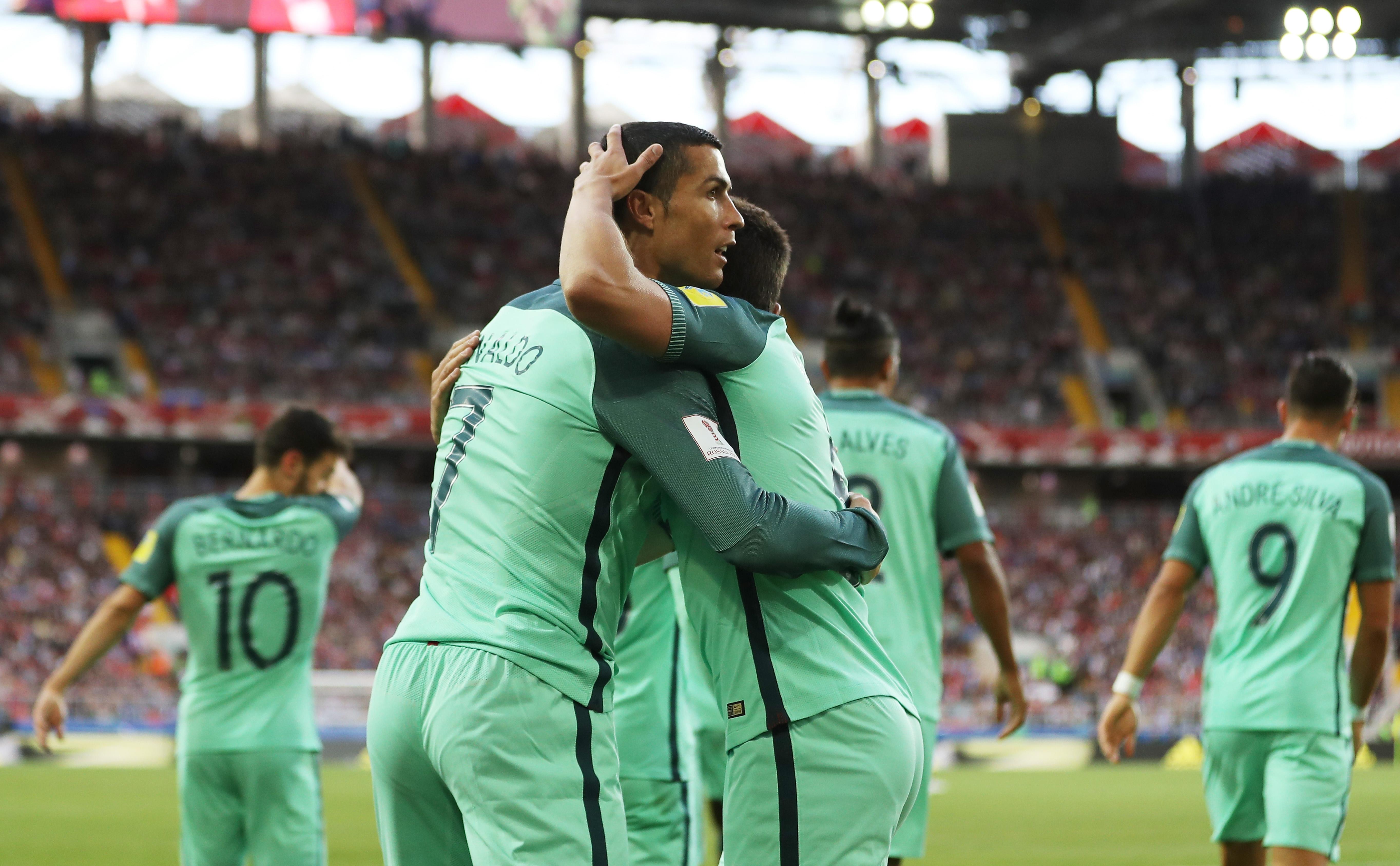 Русия и Португалия откриват втория кръг в груповата фаза на