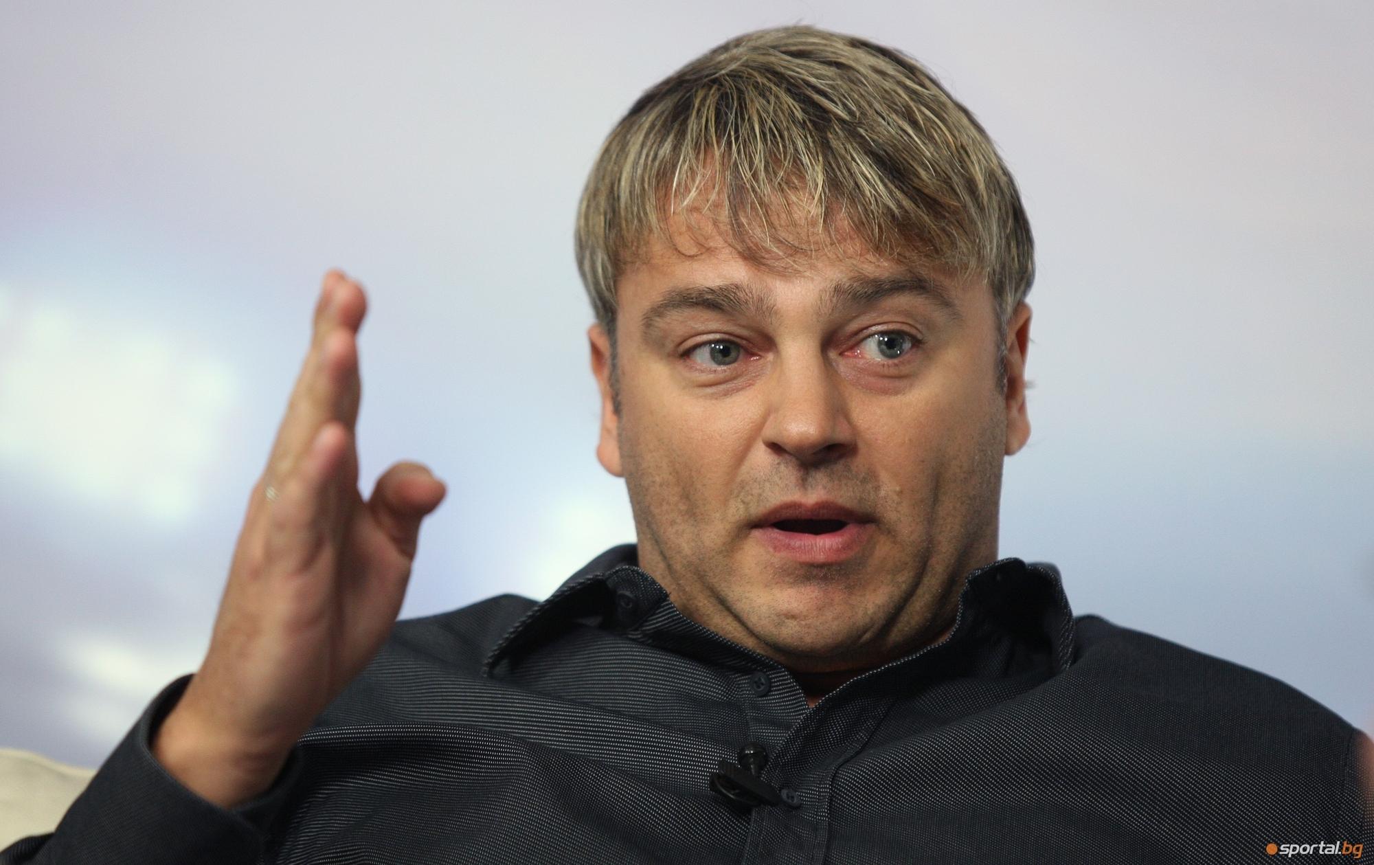 Специалистът по спортно право Георги Градев хвърли поредна бомба от