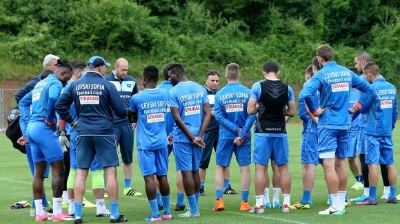 Отборът на Левски започва новия сезон в Първа професионална лига