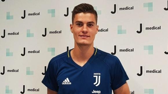 Финалистът в Шампионска лига Ювентус привлече чешкия младежки национал Патрик