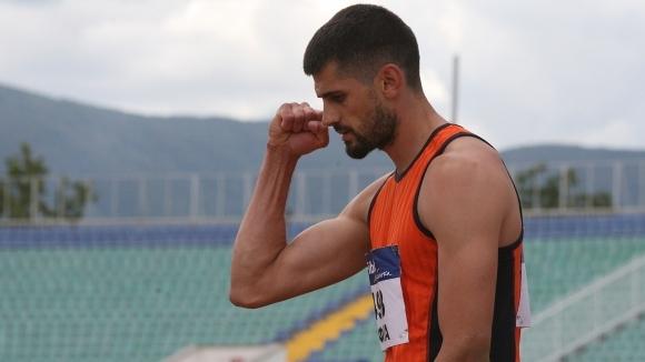 Момчил Караилиев дълги години беше водещият български състезател в тройния