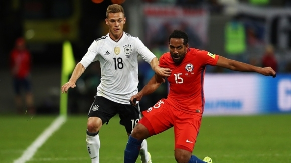 Тази вечер Германия играе втория си мач от турнира за