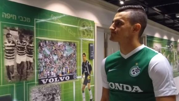 Българският национал Георги Костадинов вече официално е играч на Макаби