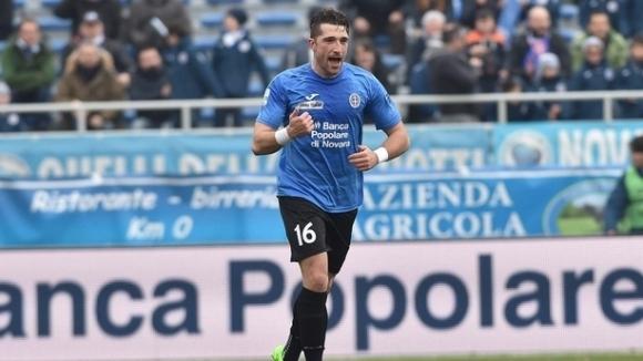 Българският нападател Андрей Гълъбинов може най-накрая да заиграе в Серия
