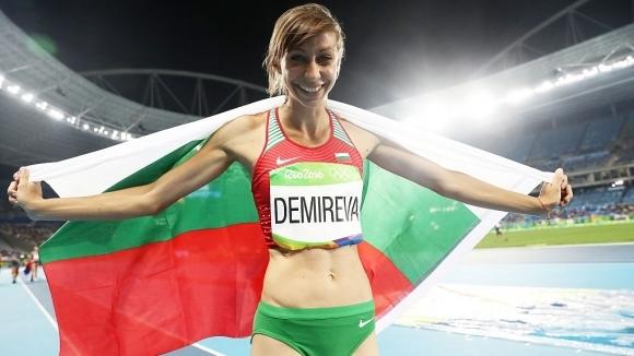 Мирела Демирева направи най-силния сезон в кариерата си през миналата