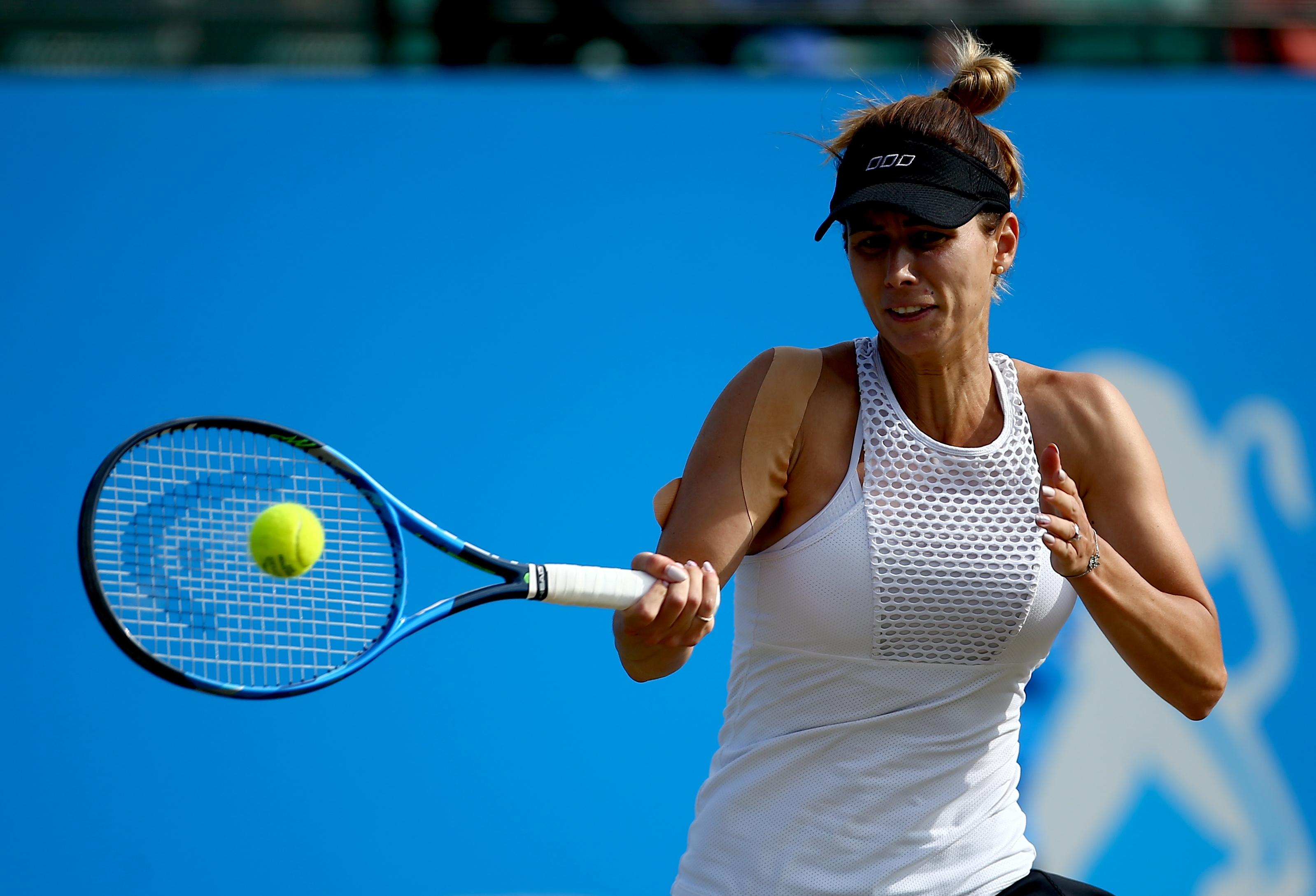 Цветана Пиронкова преодоля първия кръг на квалификациите на турнира на