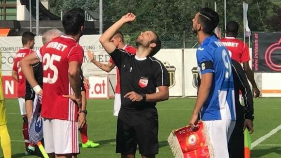 Старши треньорът на ЦСКА-София Стамен Белчев може да разчита на