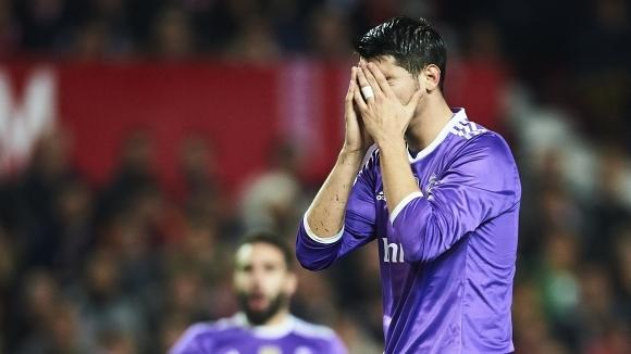 Ръководствата на Манчестър Юнайтед и Реал Мадрид са провели преговори