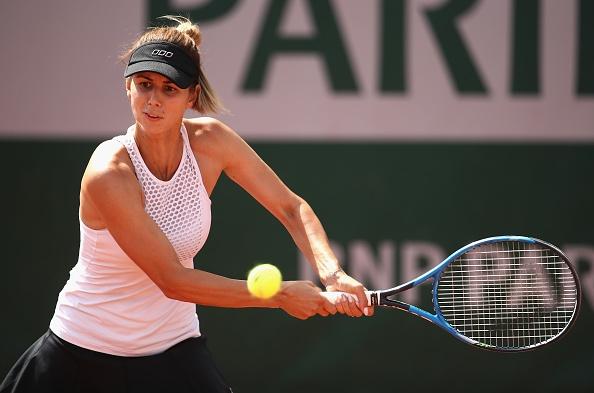 Най-добрата българска тенисистка Цветана Пиронкова загуби в решаващия втори кръг