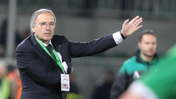 Треньорът на Лудогорец Георги Дерменджиев остана доволен от проверката с