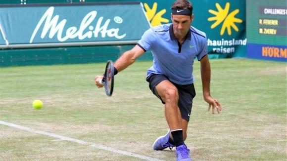 Роджър Федерер ще стане посланик на тенис турнира от сериите