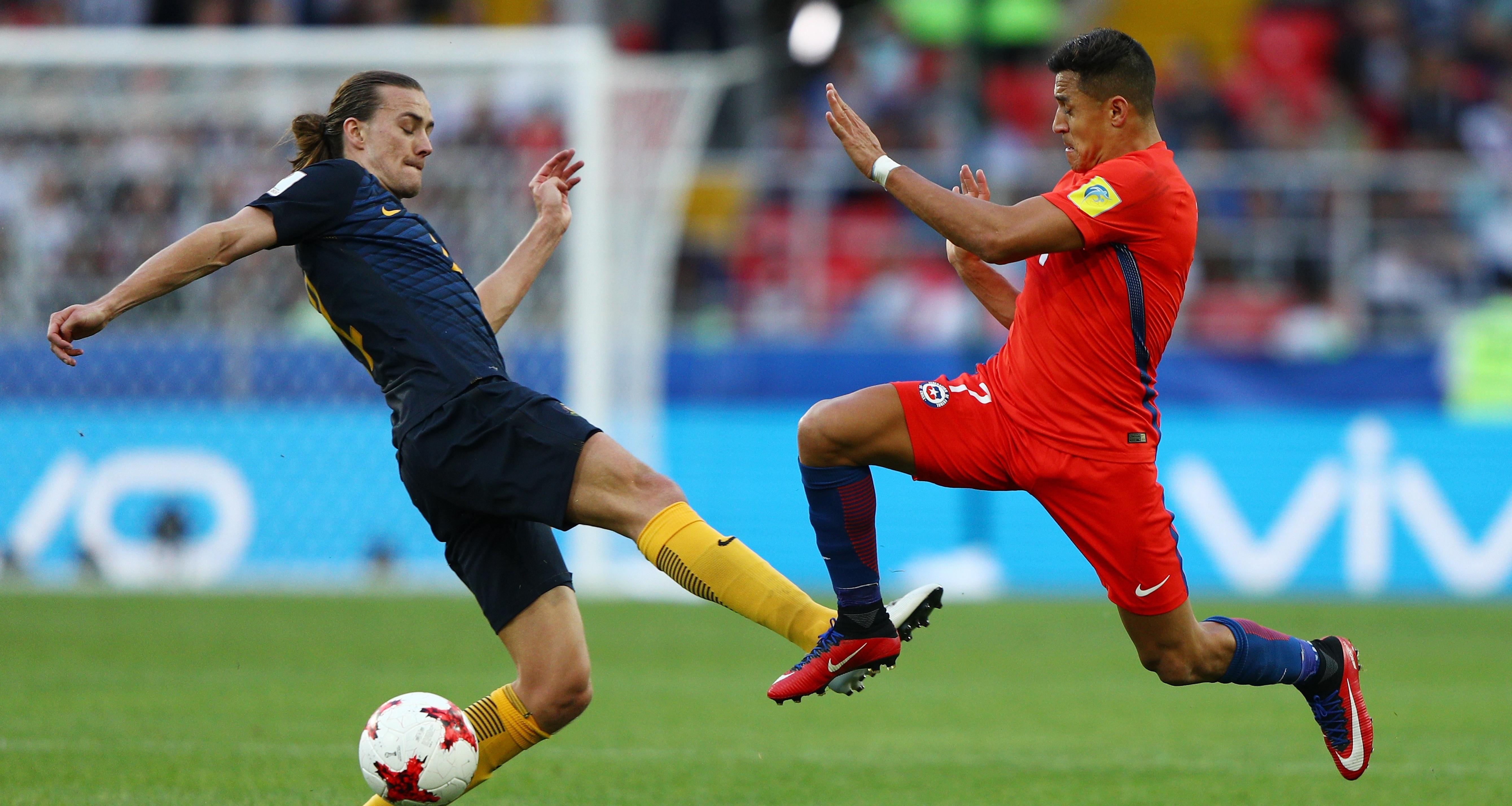 Отборите на Чили и Австралия излизат в мач от група