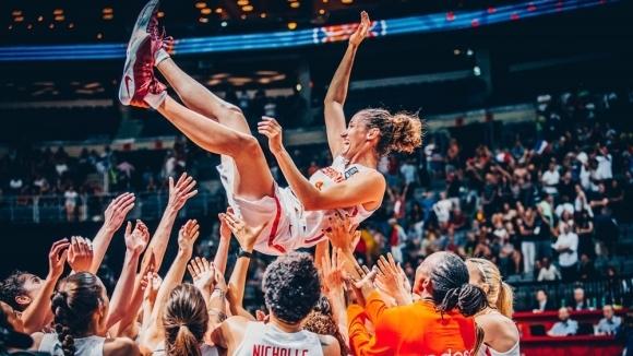 Женският национален отбор на Испания спечели европейската титла и взе