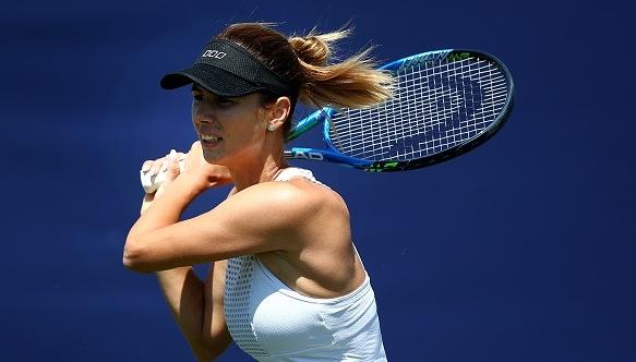 Най-добрата ни тенисистка Цветана Пиронкова извади късмет и вече е