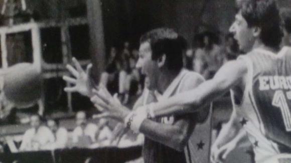 Атанас Голомеев продължава да е на почит в баскетболна Европа,