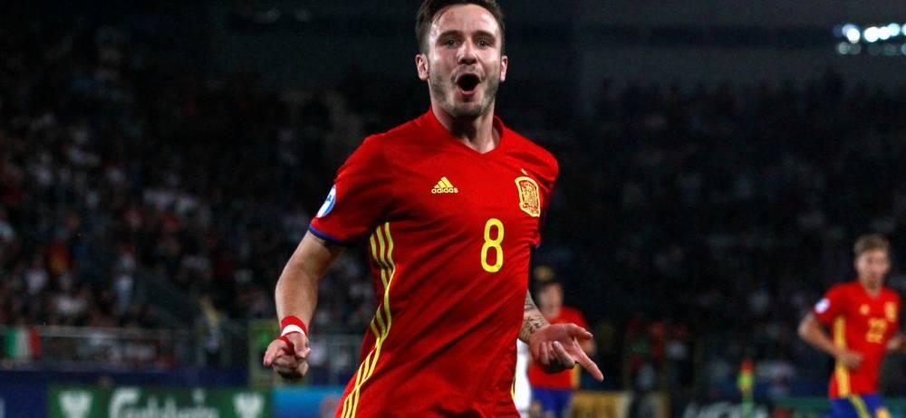 Отборите на Испания и Италия играят при 0:0 във втория